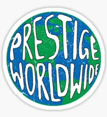 Vintage Prestige Worldwide Sticker