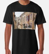 Malta: Balconies in Mdina Long T-Shirt