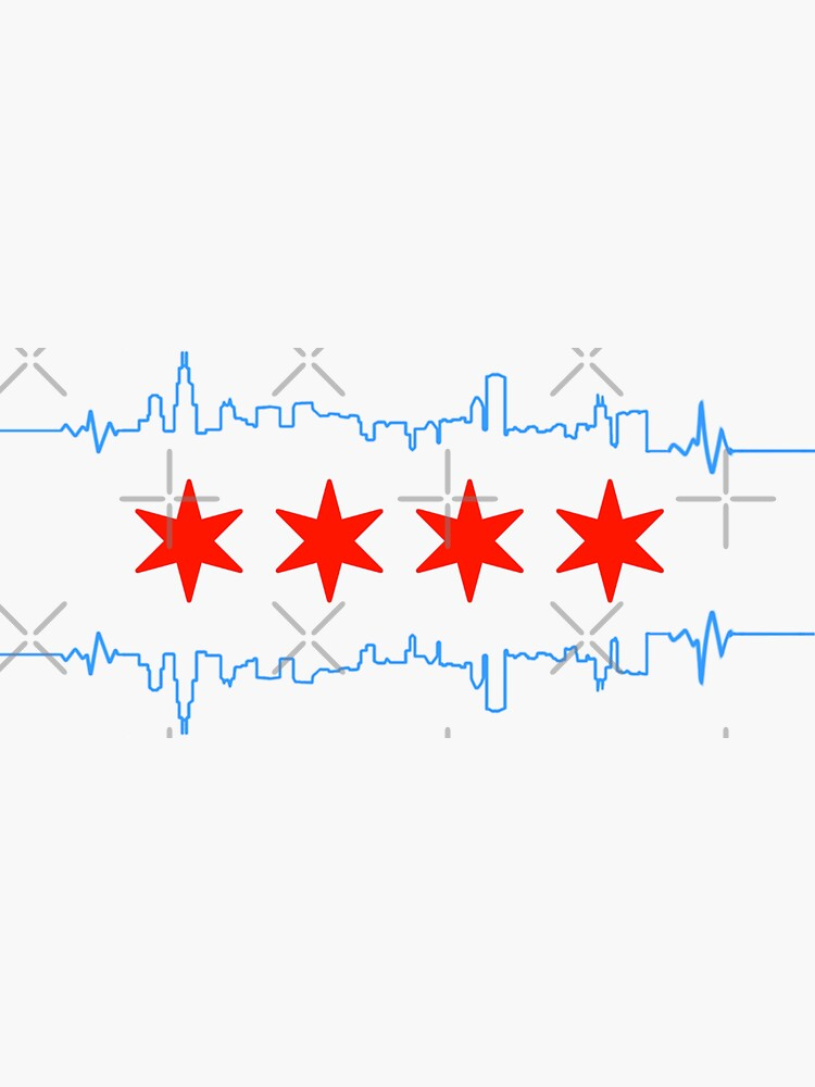 Chicago Heart Beat by N7VulcanRaven