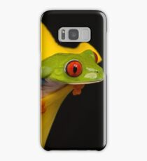 Red Eyed Tree Frog Samsung Galaxy Case/Skin