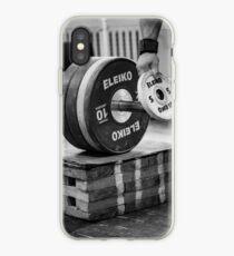 Gewichtheben iPhone-Hülle & Cover