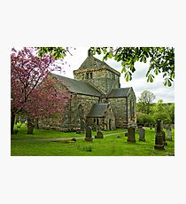 Crichton Collegiate Church Photographic Print