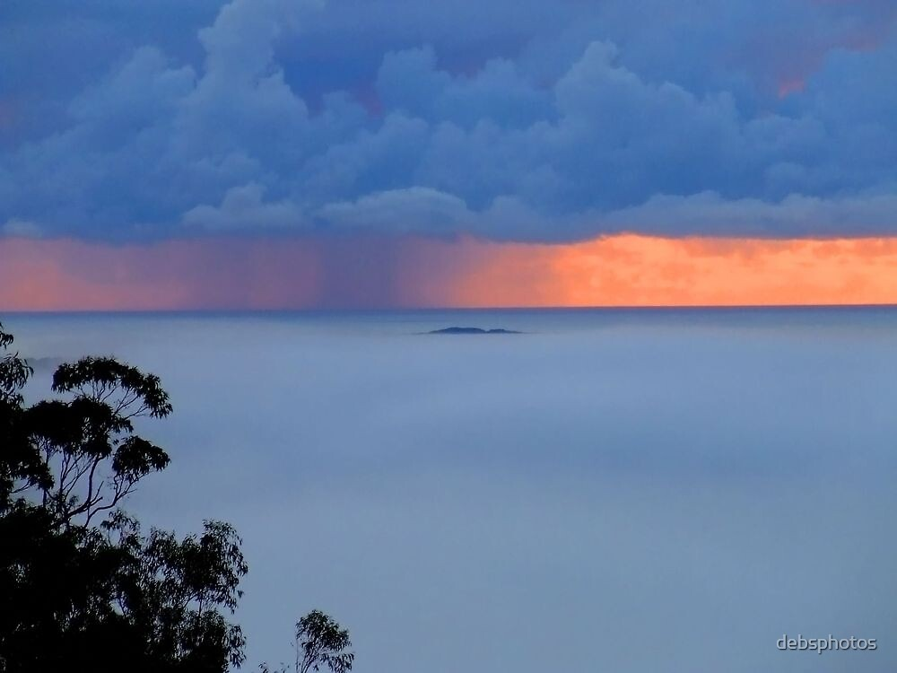 """""""Miles of Mist"""" by debsphotos"""