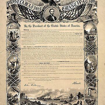 Emancipation Proclamation by historicalstuff