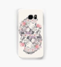 Queen of Roses Samsung Galaxy Case/Skin
