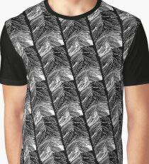 Herringbone Graphic T-Shirt