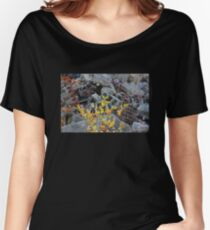 The Juxtaposition of Life and Death Women's Relaxed Fit T-Shirt