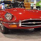 1969 Jaguar E Type by anitaL