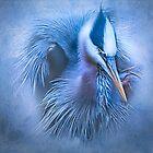Moody Blue von Brian Tarr