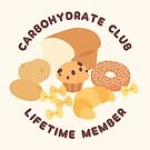 Carbohydrate Club by Siobhan Brewer