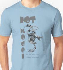 The hot skinny model Unisex T-Shirt