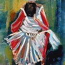 Ballerina In Despair by Belmad