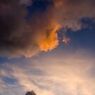 Sunset Cloudscape-Lord Howe Island by TimC