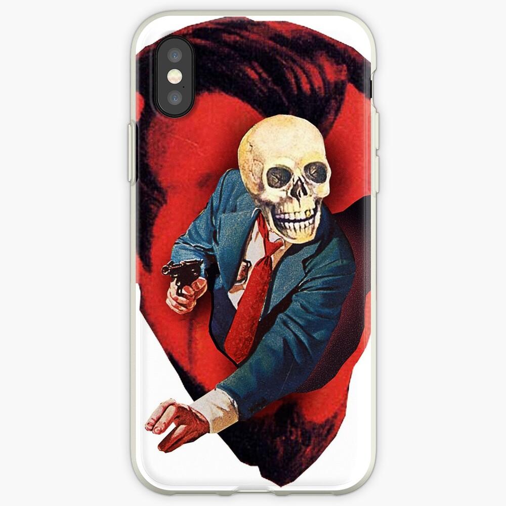 Devilhead Skullman iPhone Case & Cover