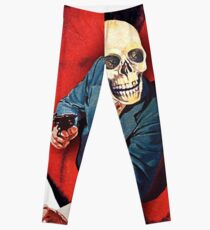 Devilhead Skullman Leggings