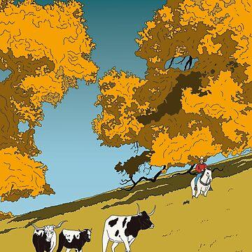 Autumn in Texas by dukeofgarbanzo