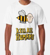 Save the bees. Long T-Shirt