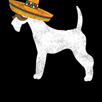 Schnauzer Cinco De Mayo Sombrero - Pet Dog Lover Gifts by EcoKeeps