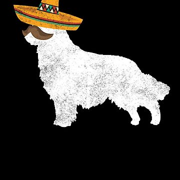 Retriever Cinco De Mayo Sombrero - Pet Dog Lover Gifts by EcoKeeps