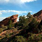 Red Rock by Sean Jansen