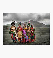 Ash Plains Tribe Photographic Print