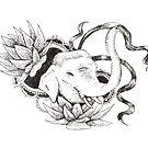 Lotus Elephant by makaylasophia