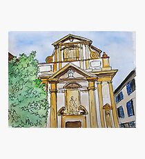 Baroque Milan Photographic Print