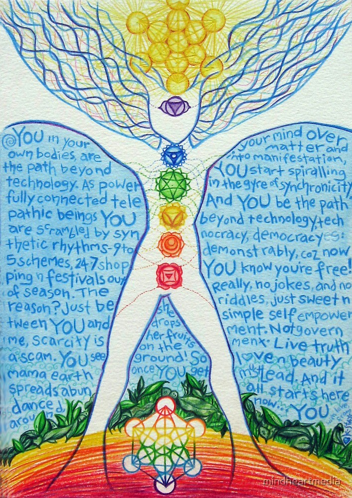 Stream of Consciousness by mindheartmedia
