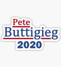 Pete Buttigieg 2020 Sticker