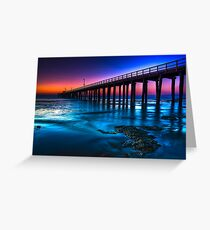 Dawn at Point Lonsdale #2 Greeting Card