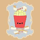 Fries Before Guys. by ToruandMidori