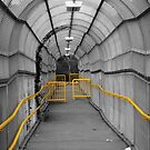 Follow The Yellow Hand Rail by duncandragon