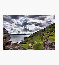 Ness Sky Photographic Print