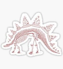 Pizzasaurus Awesome Sticker