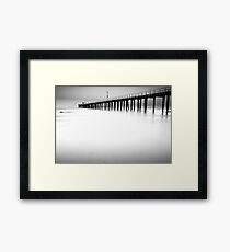 Dawn at Point Lonsdale #4B Framed Print
