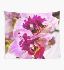Orchid Duett Wall Tapestry