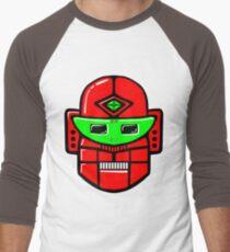 Retro Robot Head T-Shirt