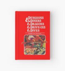 Dungeons & Diners & Dragons & Drive-Ins & Dives: Etwas größeres Bild Notizbuch