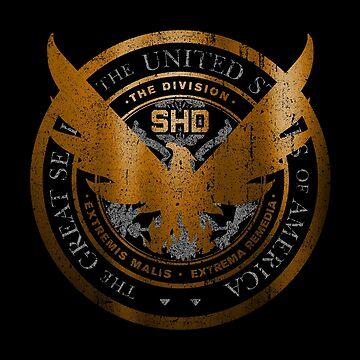 SHD (Variant) by huckblade