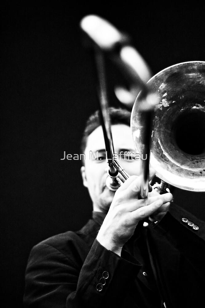 Black and White by Jean M. Laffitau