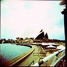 Sydney Crossed by mewalsh