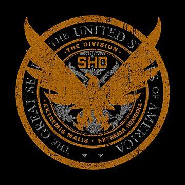 SHD Seal by huckblade