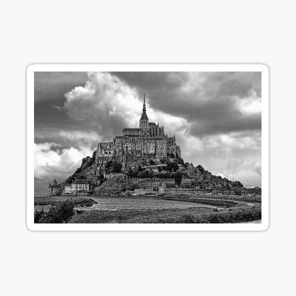 Island Monastery  Sticker