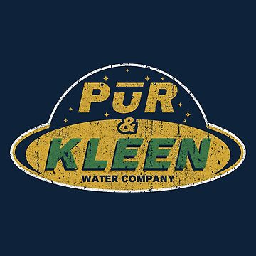 Pur & Kleen Water Company by huckblade