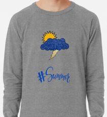 #Sommer Leichter Pullover