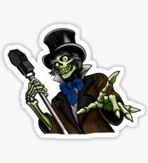 FRIGHTMARE THEATRE - Doctor Necropolis Sticker