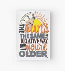 Pink Floyd -Time Hardcover Journal