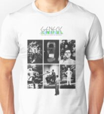 Genesis - Das Lamm liegt am Broadway (Extended Artwork) Slim Fit T-Shirt