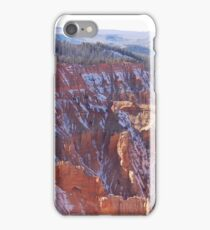 Bryce Canyon look iPhone Case/Skin