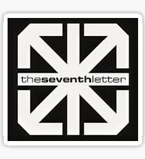 The Seventh Letter Sticker